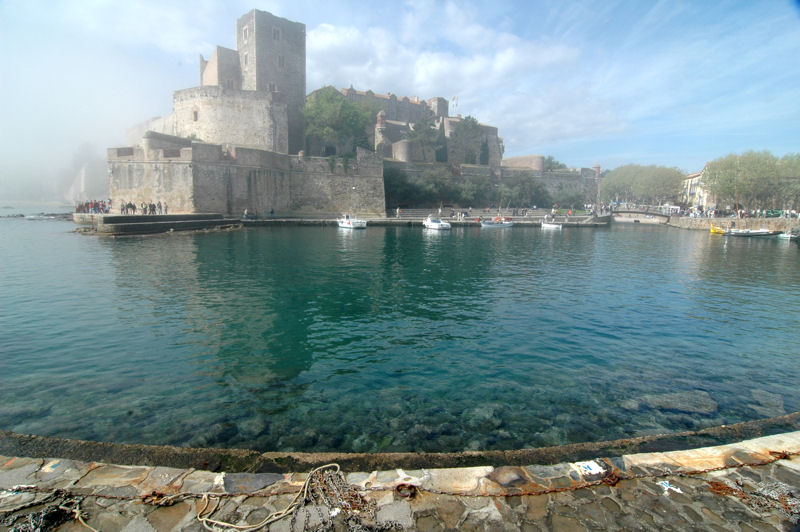 Chateau royal collioure appartement location - Chateau royal collioure ...