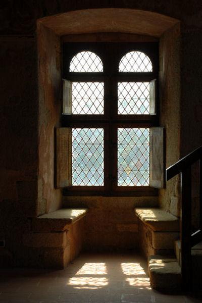 Collioure int rieur du ch teau - Chateau de collioure ...